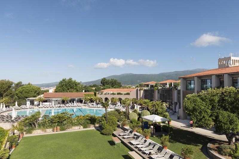 Le resort d'Opio en Provence ouvrira le 4 juillet 2020 - DR : Club Med