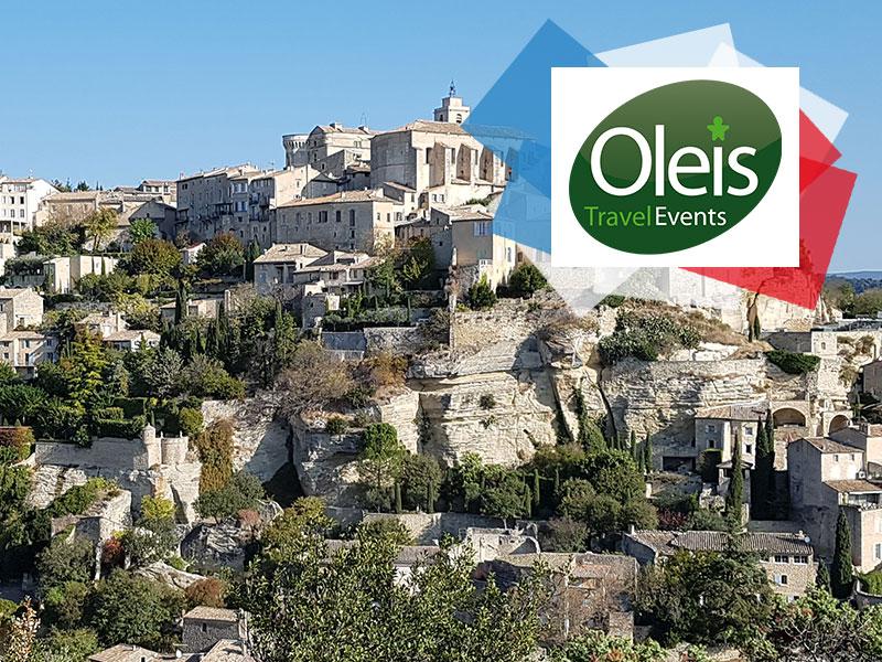 DR Oleis Travel Events / Gordes Perle du Luberon
