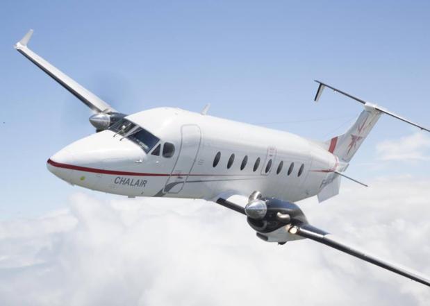 Les vols seront opérés en ATR 42-500/crédit photo dr