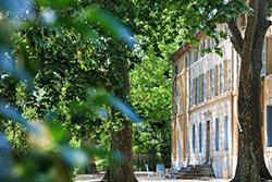 Château de Saint-Martin à Taradeau / DR Château de Saint-Martin