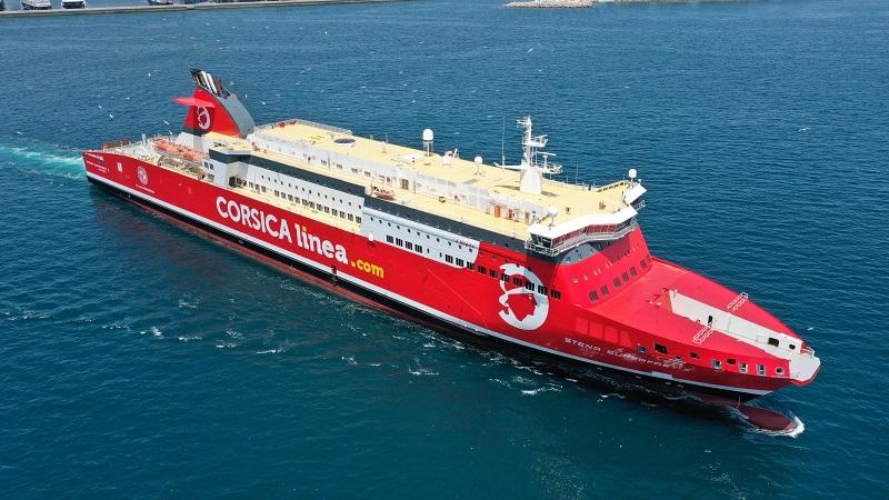 A Nepita naviguera temporairement vers la Corse de juillet à septembre 2020 Copyright @Voyager.Shipspotting