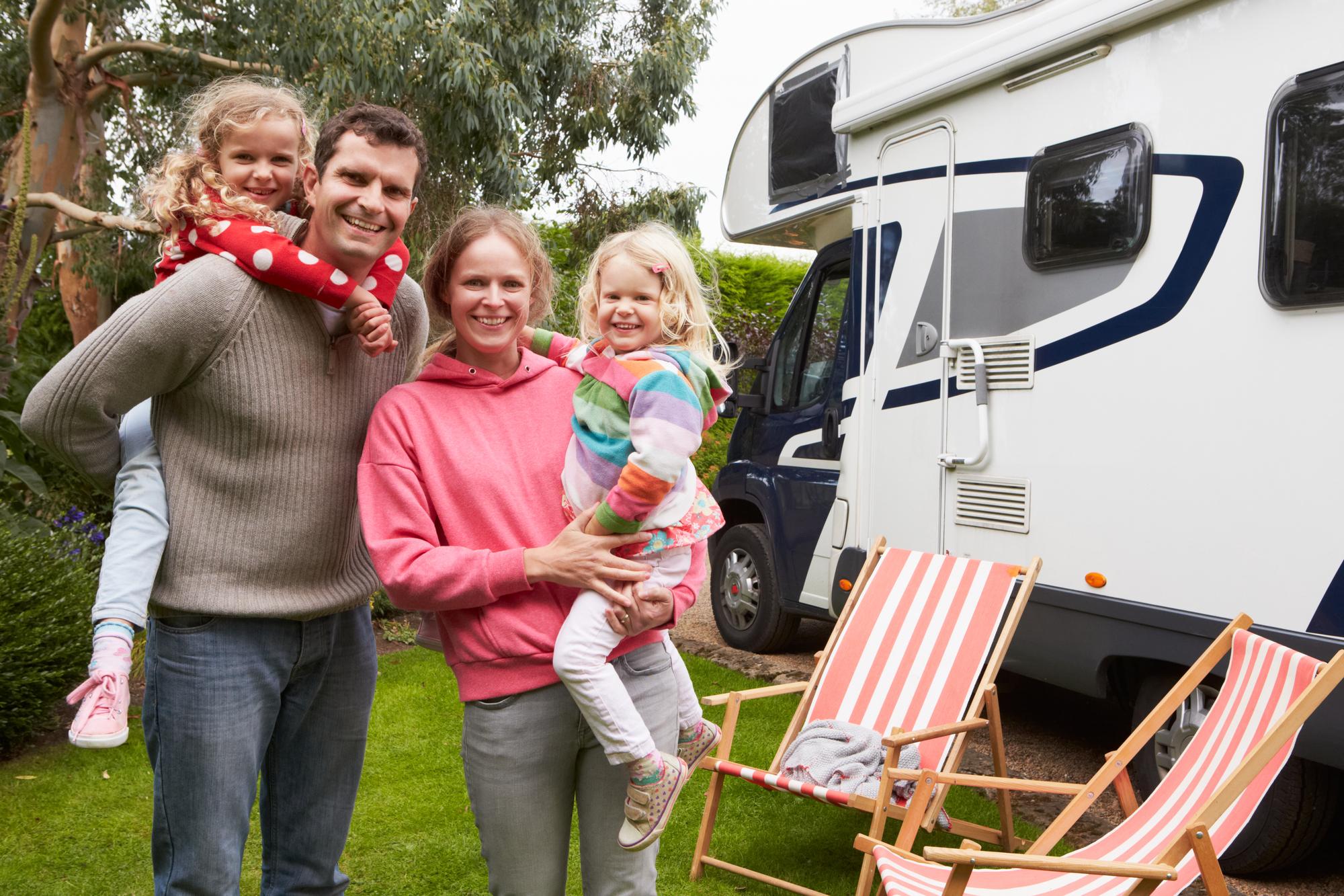 Le camping-car s'annonce comme un des musts post Covid-19 - DR : DepositPhotos