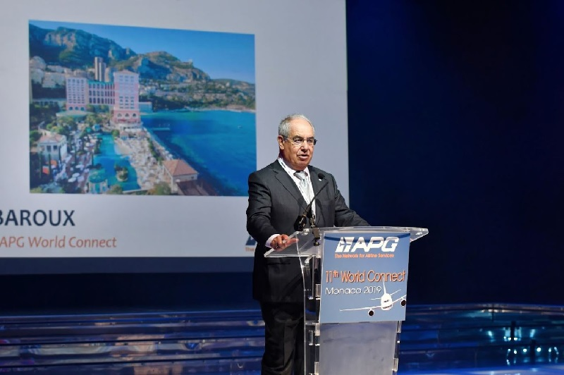 Jean Louis BAROUX – President & CEO du World Connect - DR APG