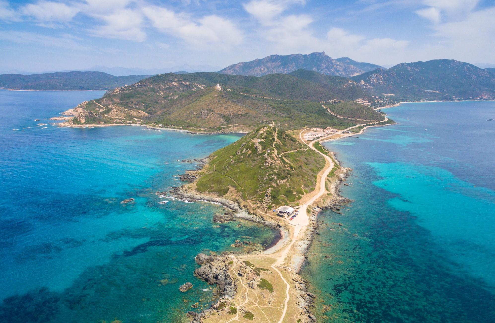 La Corse reste l'un des bastions forts de Travel Europe /crédit DepositPhoto