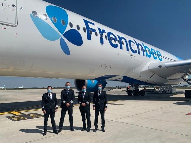 French Bee prévoit un vol par semaine en juillet, puis 2 en août vers la Polynésie française - DR