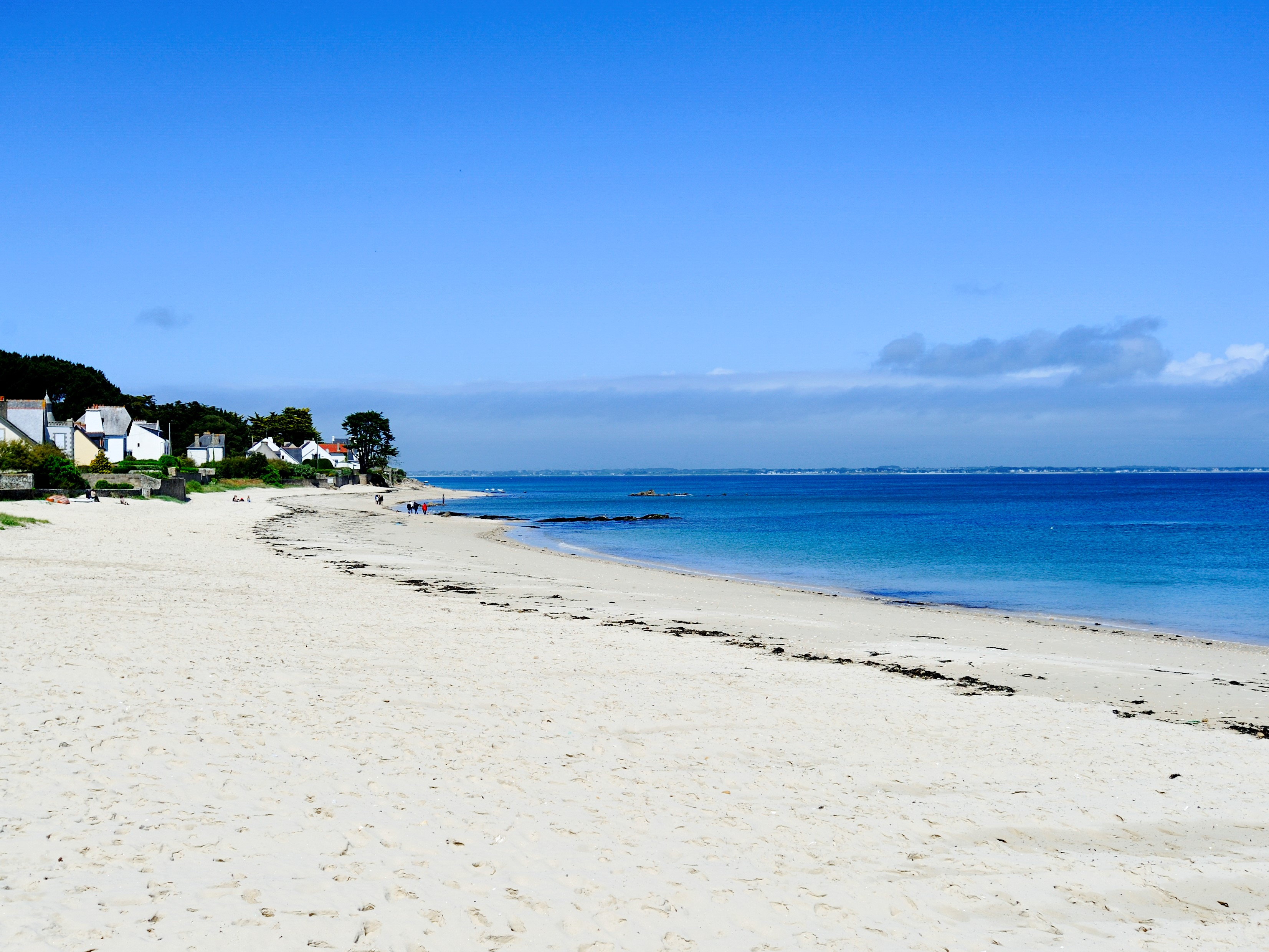 Plage de Grane Rohu dans la Baie De Quiberon. yannick Le Gal. CRT Bretagne.
