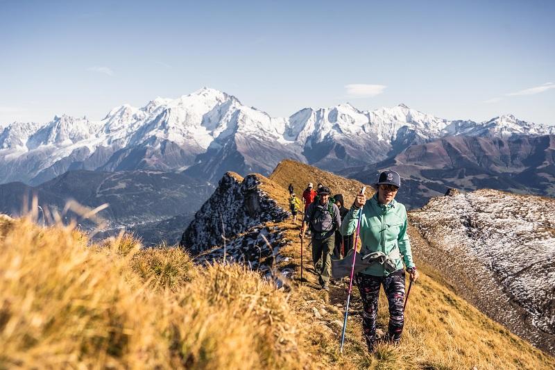 Un voyage trek et yoga en France proposé par Explora Project - Photo Explora Project