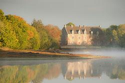 Brocéliande - Château de Comper © Emmanuel Berthier