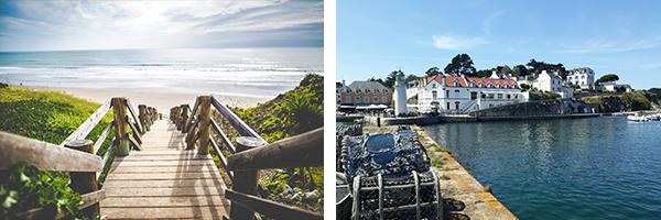 Savourez votre séjour dans le Grand Ouest / Destination Belle-Île-en-Mer avec Funbreizh  - Copyright Funbreizh