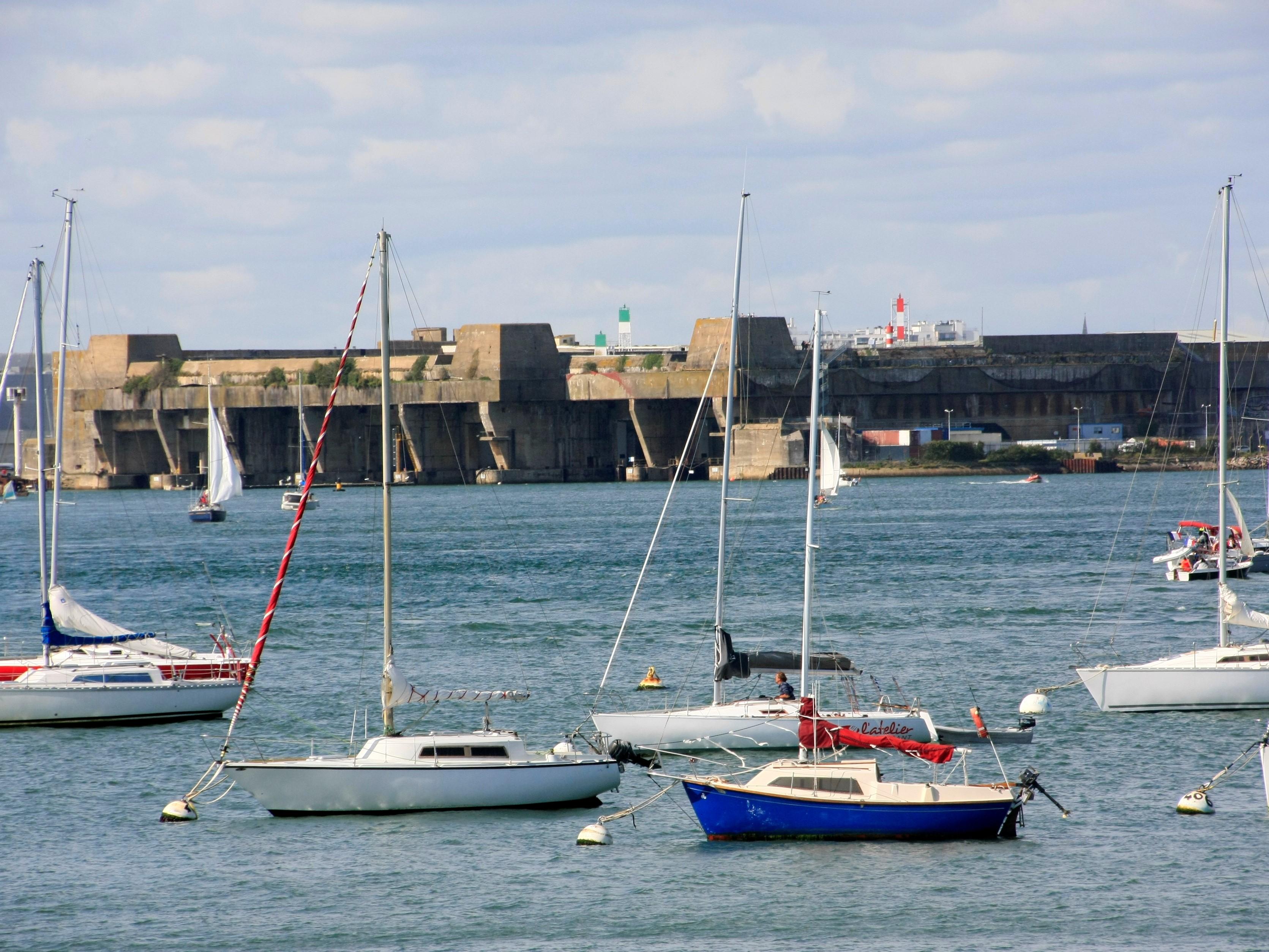 Au fil des ans, Lorient s'est magnifiquement reconstruite, réinventée, retrouvée et obtenu de nombreux labels dont ceux de « Ville d'art et d'essai » et de « Sites et cités remarquables » - DR