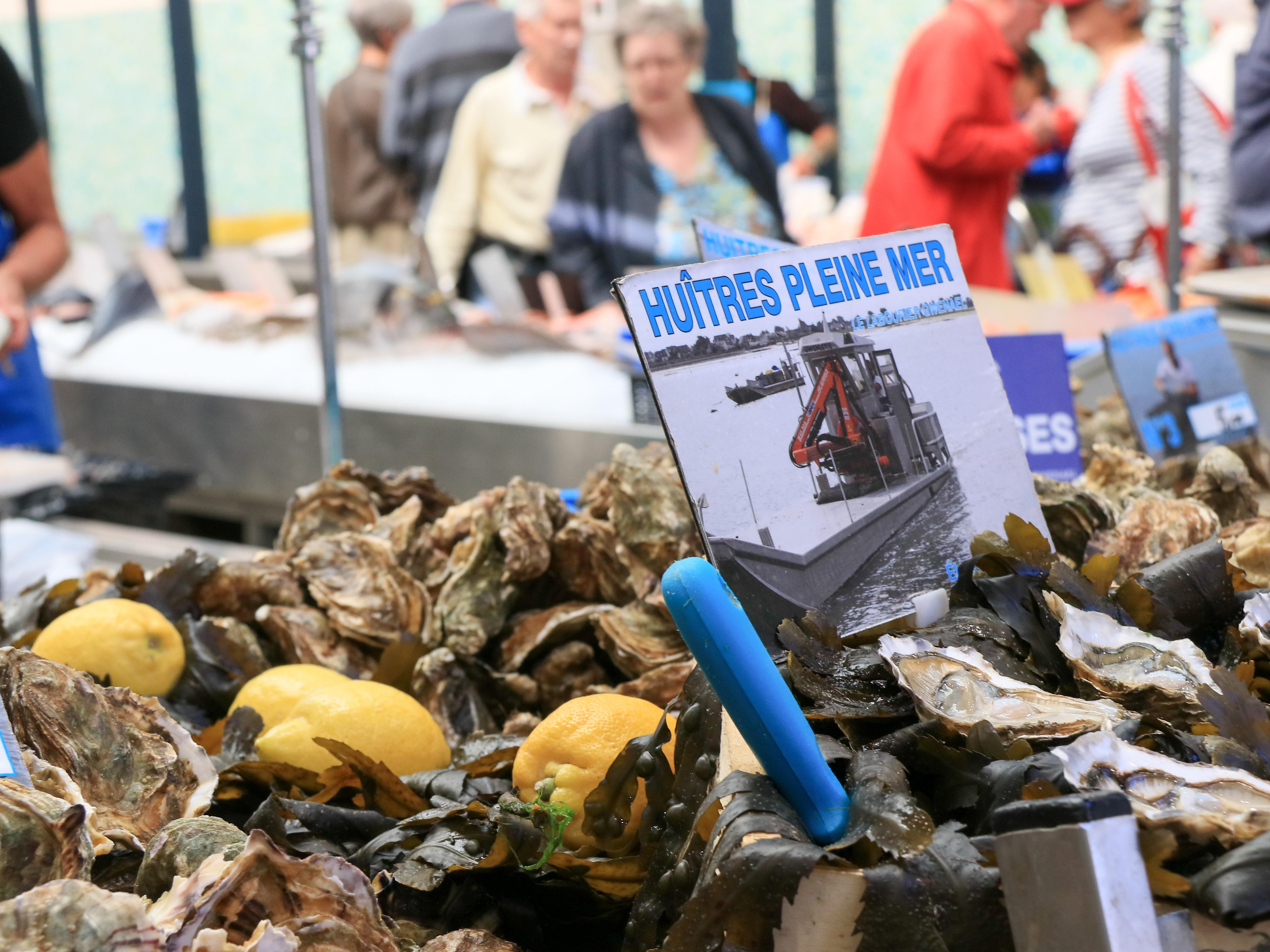 Bretagne, une gastronomie ouverte sur la mer et le terroir