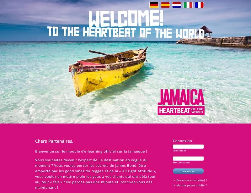 Jamaïque : l'Office du tourisme lance un e-learning et un programme de rewards