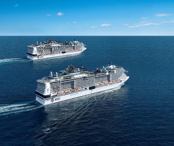 MSC Croisières prolonge l'arrêt de ses opérations pour les croisières au départ des États-Unis jusqu'au 15 septembre 2020 - Crédit photo : MSC Croisières