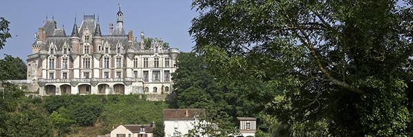 Château de Montigny le Gannelon  - © Patrick Forget ADRT28