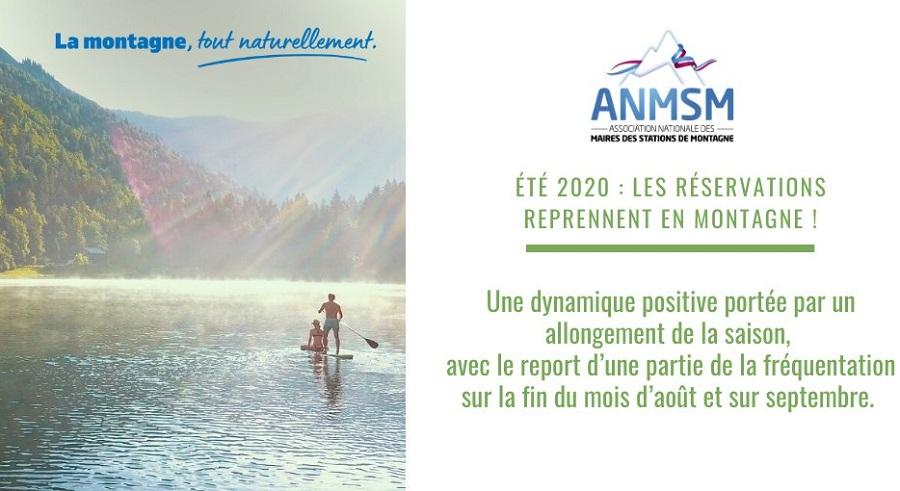 Les stations d'altitude voient leur taux de remplissage progresser d'un point par rapport à 2019 selon ANMSM - Crédit photo : ANMSM