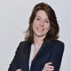 Julie dirigera la division internationale dédiée au conseil chez Amex GBT /photo linkdin