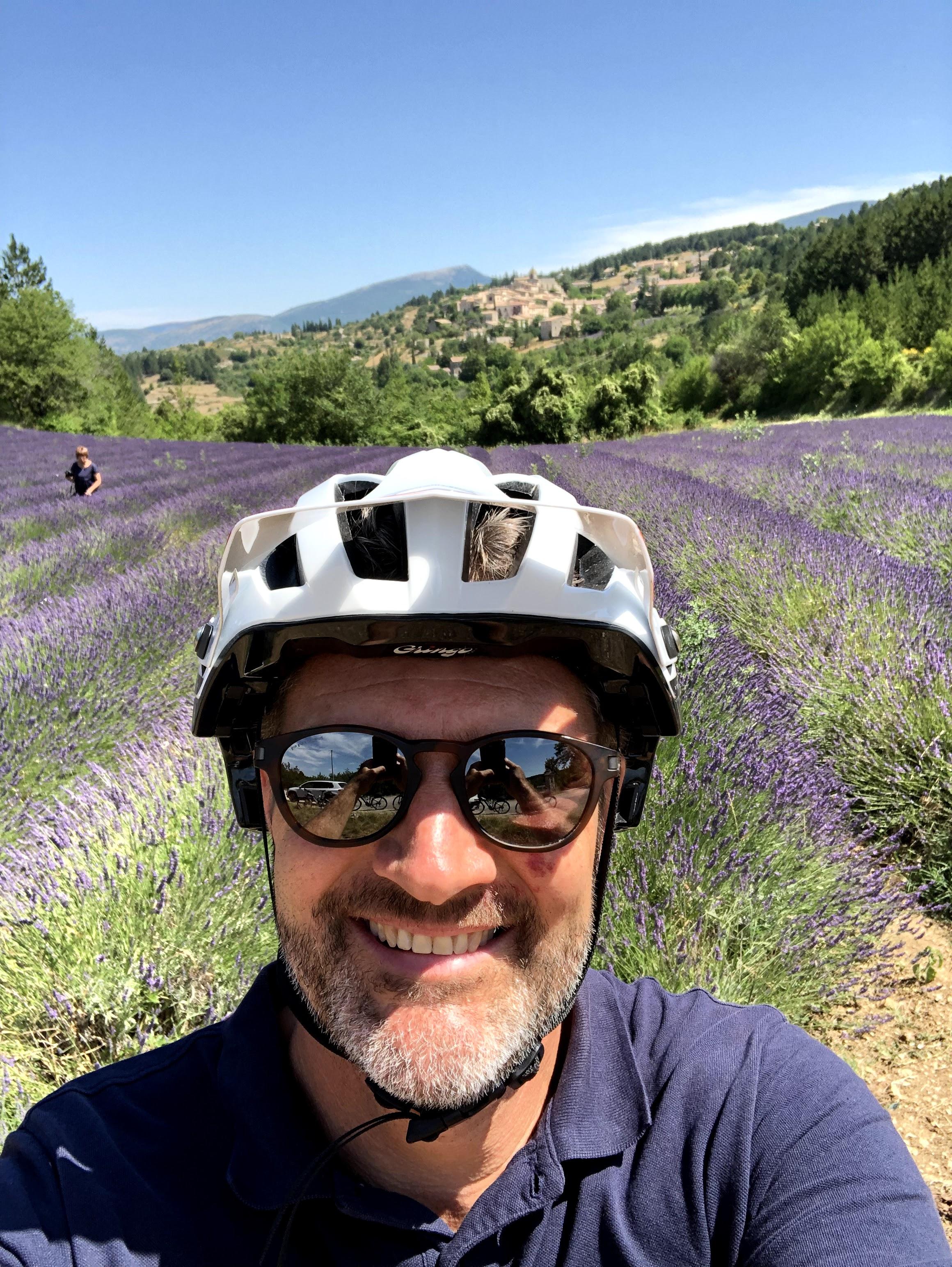 Christophe Piérard, fondateur de l'agence - DR : Ride and More Travel