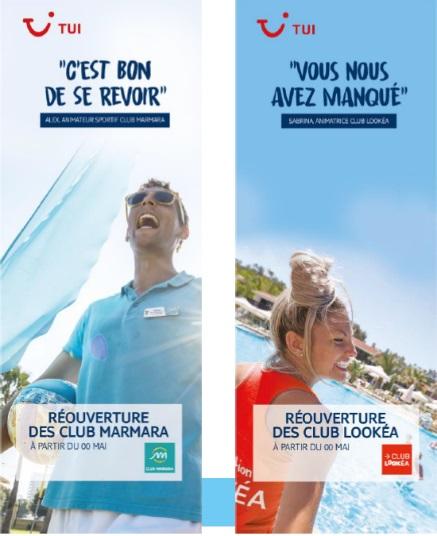 TUI France ouvre une quarantaine de clubs cet été