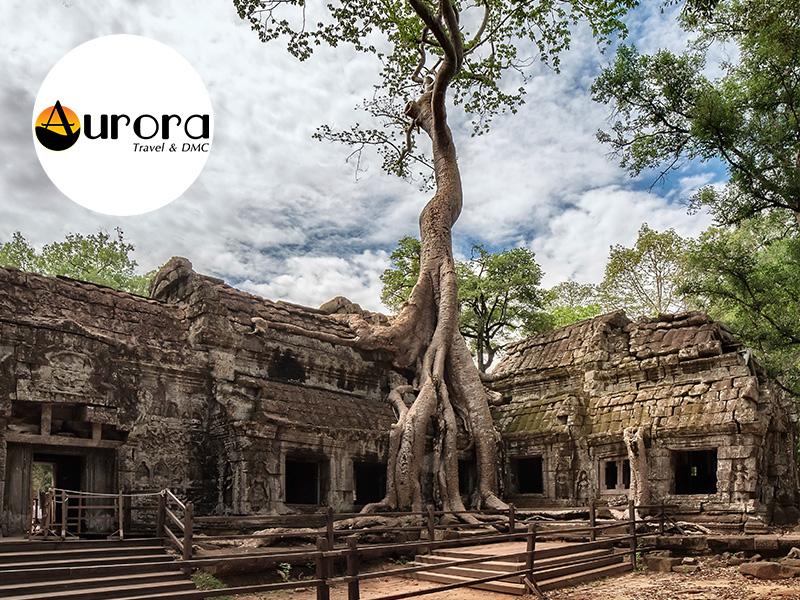 Angkor Wat stunning / © Aurora Travel & DMC