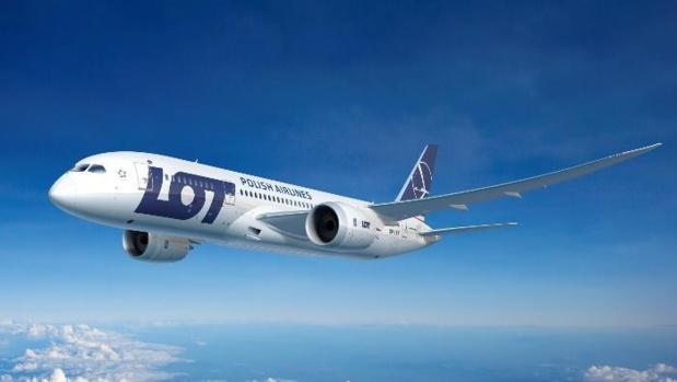 A partir du 15 juillet, la compagnie assurera un vol quotidien entre Paris CDG et Varsovie - DR : LOT