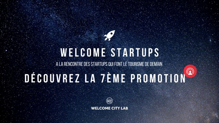 Le Welcome City Lab va accueillir 21 start-up dont Dahub, OUISpeak, Wixar...réparties dans 3 thématiques - DR