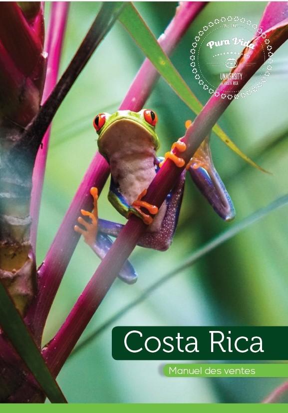 Le manuel des ventes dédié au Costa Rica - DR