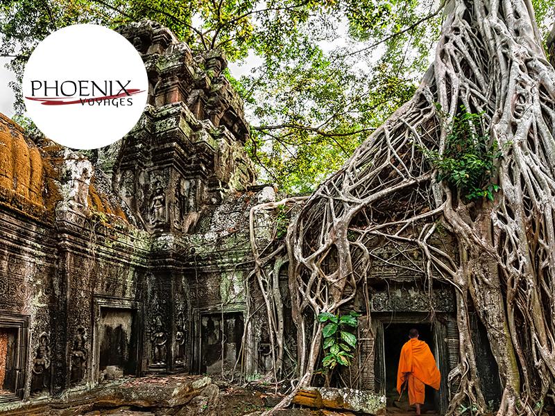 Phoenix Voyages, Réceptif Cambodge