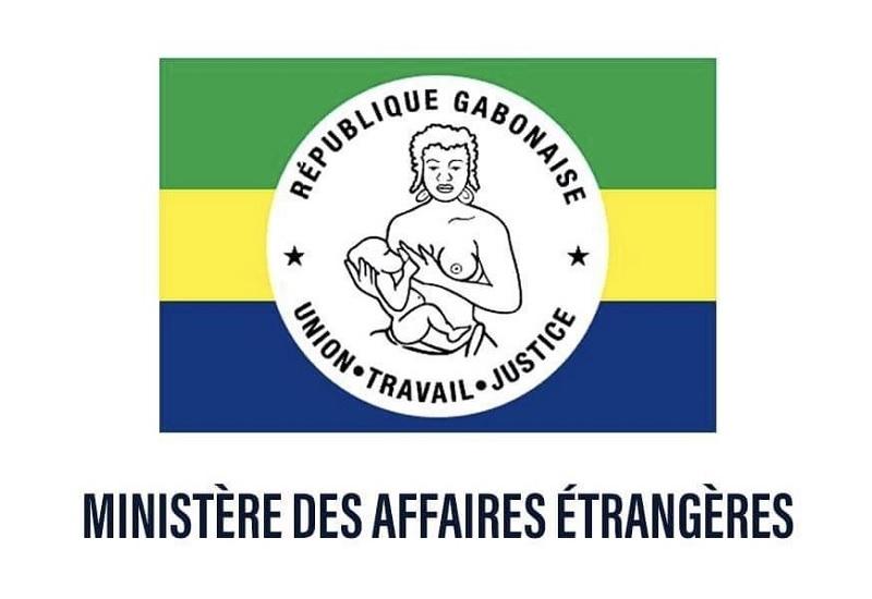 Pas sur la liste, pas de visas! (photo: MAE Gabon)