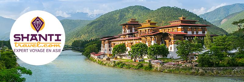 Shanti Travel, Réceptif Bhoutan