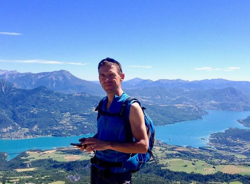 Yves Baesen est le fondateur et le gérant d'Activ'séjours - DR : Activ'séjours