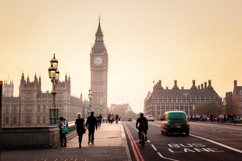Pour l'été 2020, les Français pourront visiter Londres, mais pas Belfaste - Crédit photo : dépositphotos @Iakov