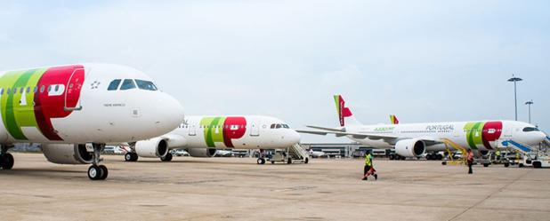 Le gouvernement portugais injecte 55 millions pour détenir 72,5% des parts de TAP Portugal - Crédit photo : TAP Portugal