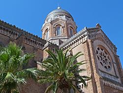 L'église Notre Dame de la Victoire édifiée à la fin du XIXème siècle. Copyright: Office de Tourisme de Saint-Raphaël.