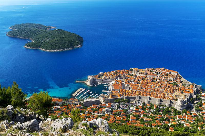 Croatie - Copyright : WitR