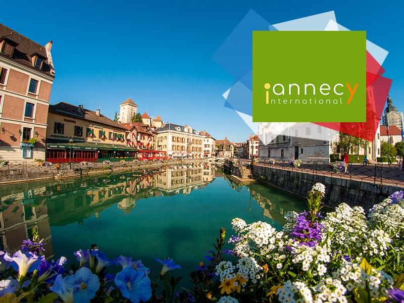 Rencontre à Annecy