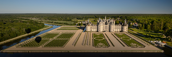 DR Léonard de Serres / Château de Chambord
