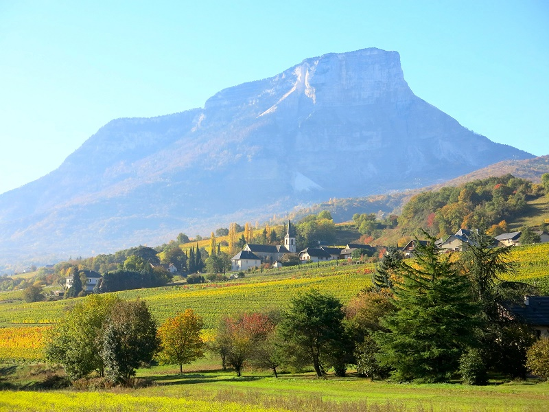 Le Mont Granier et Apremont - DR : Alpes Flaveurs