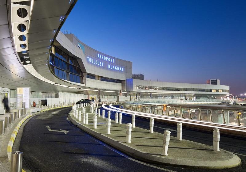 L'aéroport de Toulouse-Blagnac propose 53 destinations cet été - Crédit photo : Aéroport de Toulouse Blagnac