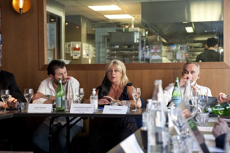 Pascale Fontenel-Personne milite pour que le tourisme ne soit pas oublié dans les nominations des secrétaires d'Etat - Crédit photo : Pascale Fontenel-Personne