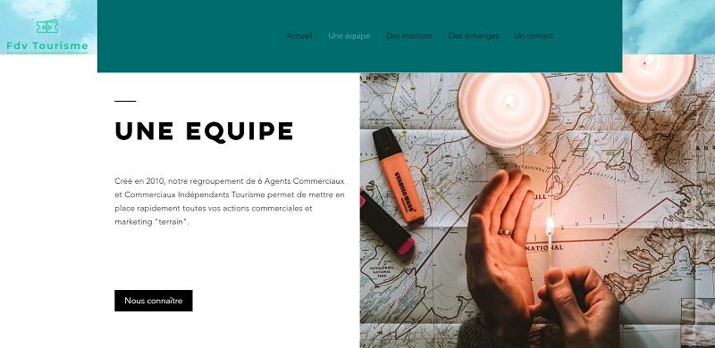Un nouveau site web pour FDV Tourisme - DR