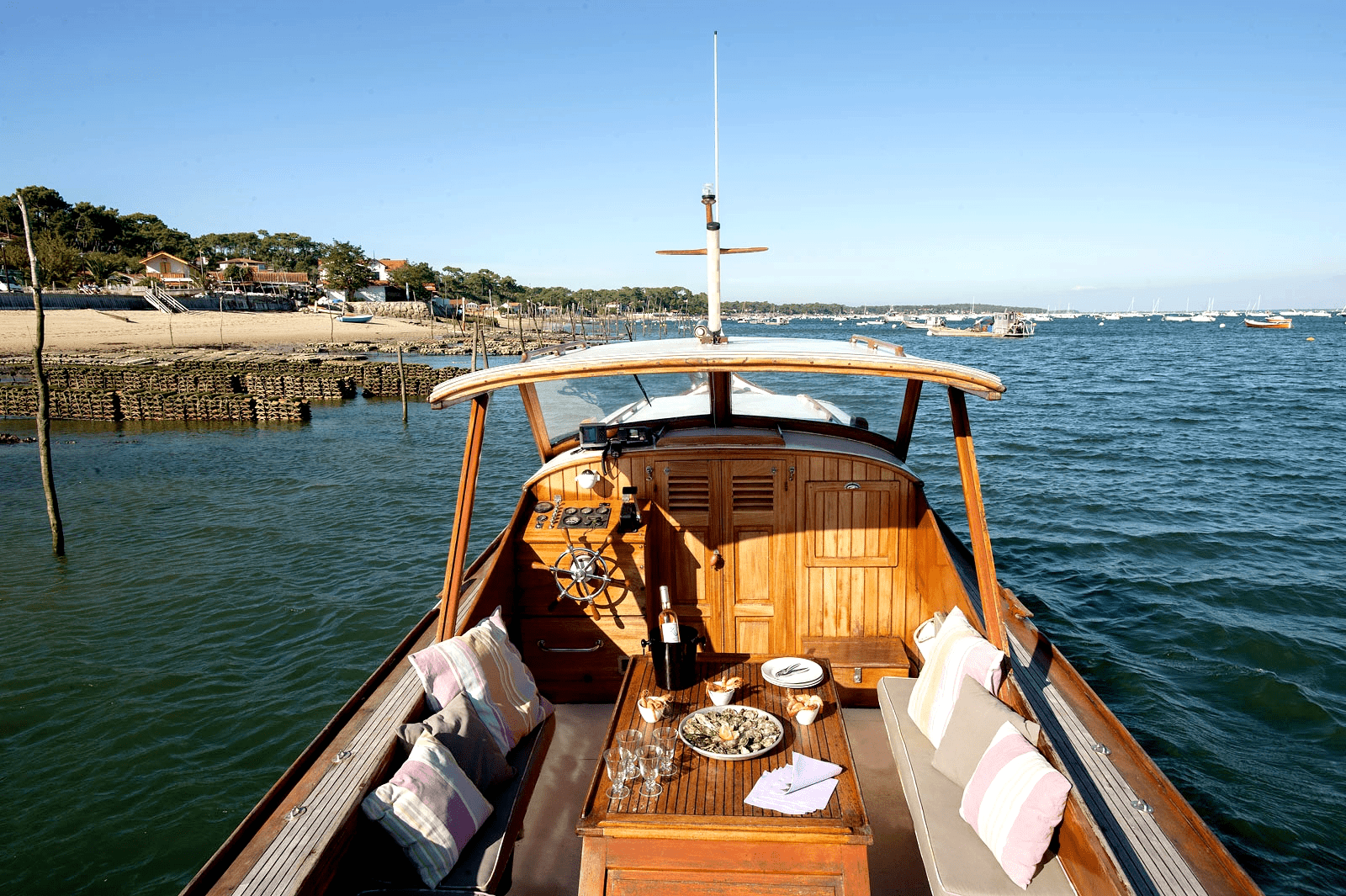 Gironde, Finistère, Annecy... 3 croisières originales made in France