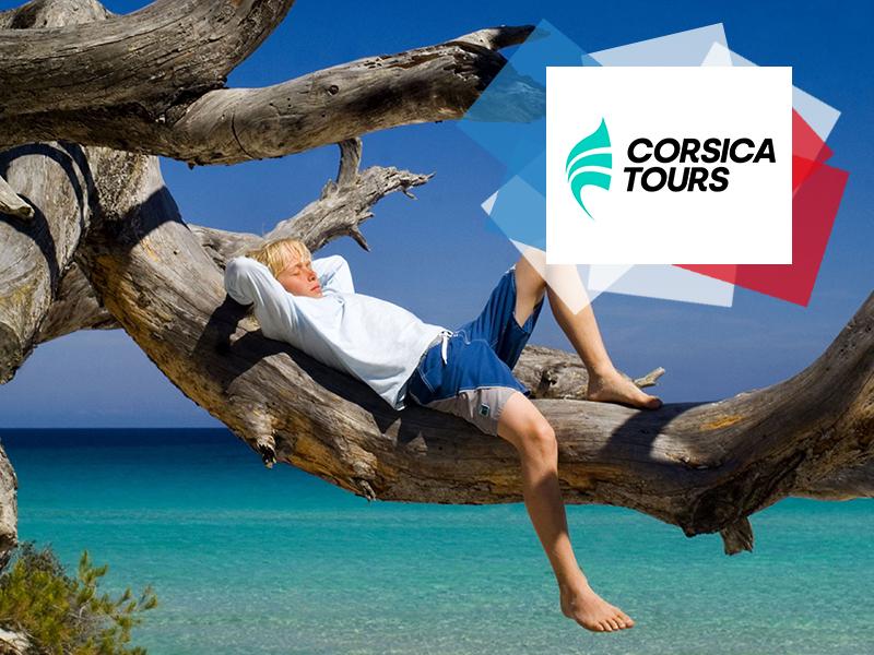 @Corsicatours / Confiez-nous vos envies d'évasion ! Saleccia, Corse