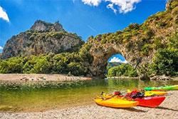 Les Gorges de l'Ardèche © Juergen Sack
