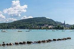Le lac du Bourget © Philibert Travel
