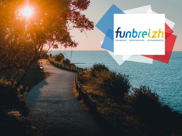 Pur réceptif, Funbreizh connait bien son territoire et depuis 10 ans, sillonne les plus beaux endroits du Grand Ouest pour construire des offres clé en main.  – Copyright Funbreizh @Gautier Salles