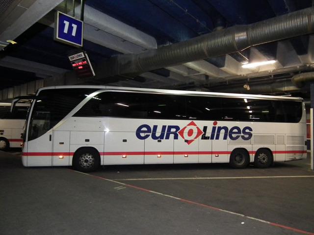 Eurolines, filiale du groupe allemand Flixubs en liquidation judiciaire. - DR