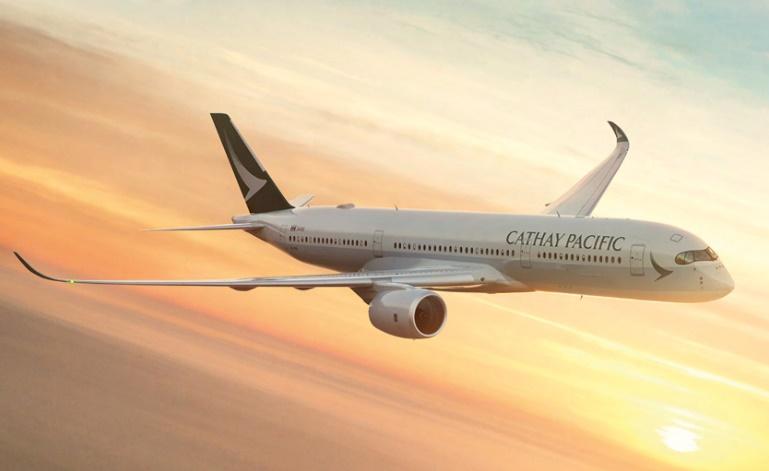 En 2019, 33 922 tonnes d'émissions de carbone produites par les activités de Cathay Pacific ont été compensées par son programme volontaire de compensation carbone, Fly Greener - DR : Cathay Pacific
