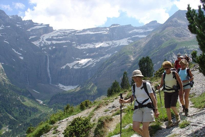 LaRébenne crée, depuis 2001, ses propres circuits dans les Pyrénées et à l'étranger - DR : LaRébenne
