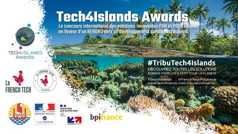 37 pays et territoires, dont l'Océanie et les Outre-mer seront représentés aux Tech4Islands Awards - DR