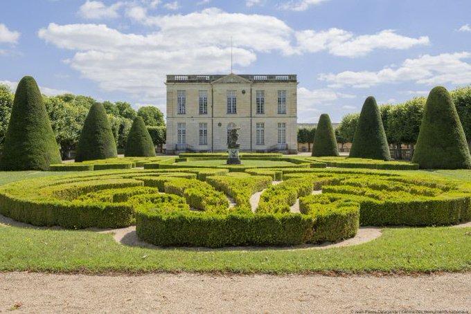 Bouges, le Petit Trianon en Berry - DR : Château de Bouges